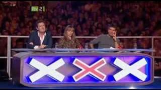 Repeat youtube video Britain's Got Talent Unseen -Paul Hill (Phantom of the Opera