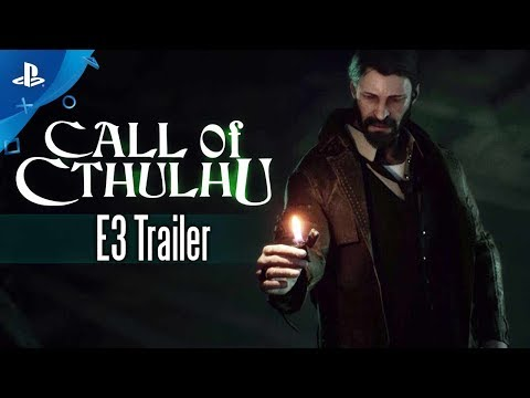 Call of Cthulhu - PS4 Trailer | E3 2017