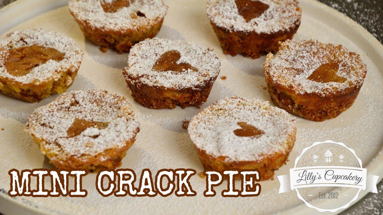 Lilly S Mini Crack Pie In Zdf Kuchenschlacht Karamellig Salzig