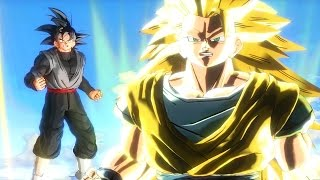 Video Dragon Ball Xenoverse Full Movie - English All Cutscenes As Goku Black (60FPS) download MP3, 3GP, MP4, WEBM, AVI, FLV Juli 2018