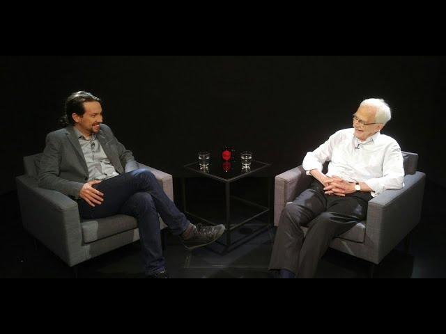 Antonio Escohotado versus Pablo Iglesias (entrevista completa)