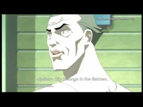 "【Spoiler】(clip15 -part3) ""B...B... Batman?!"" -The Dark Knight Returns"