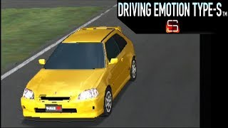 Driving Emotion Type-S ... (PS2)