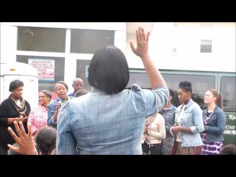 "Street meeting 08282015 Message tittle ""The power of deception"""