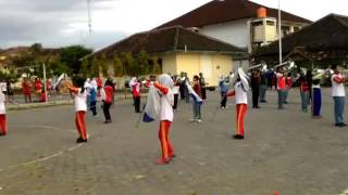 Marching Band Gita Smansa Purwodadi SMA N 1 Purwodadi.