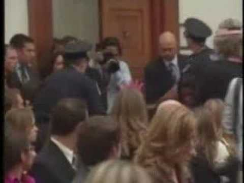 Condoleezza Rice Attacked At Capitol Hill Hearing thumbnail