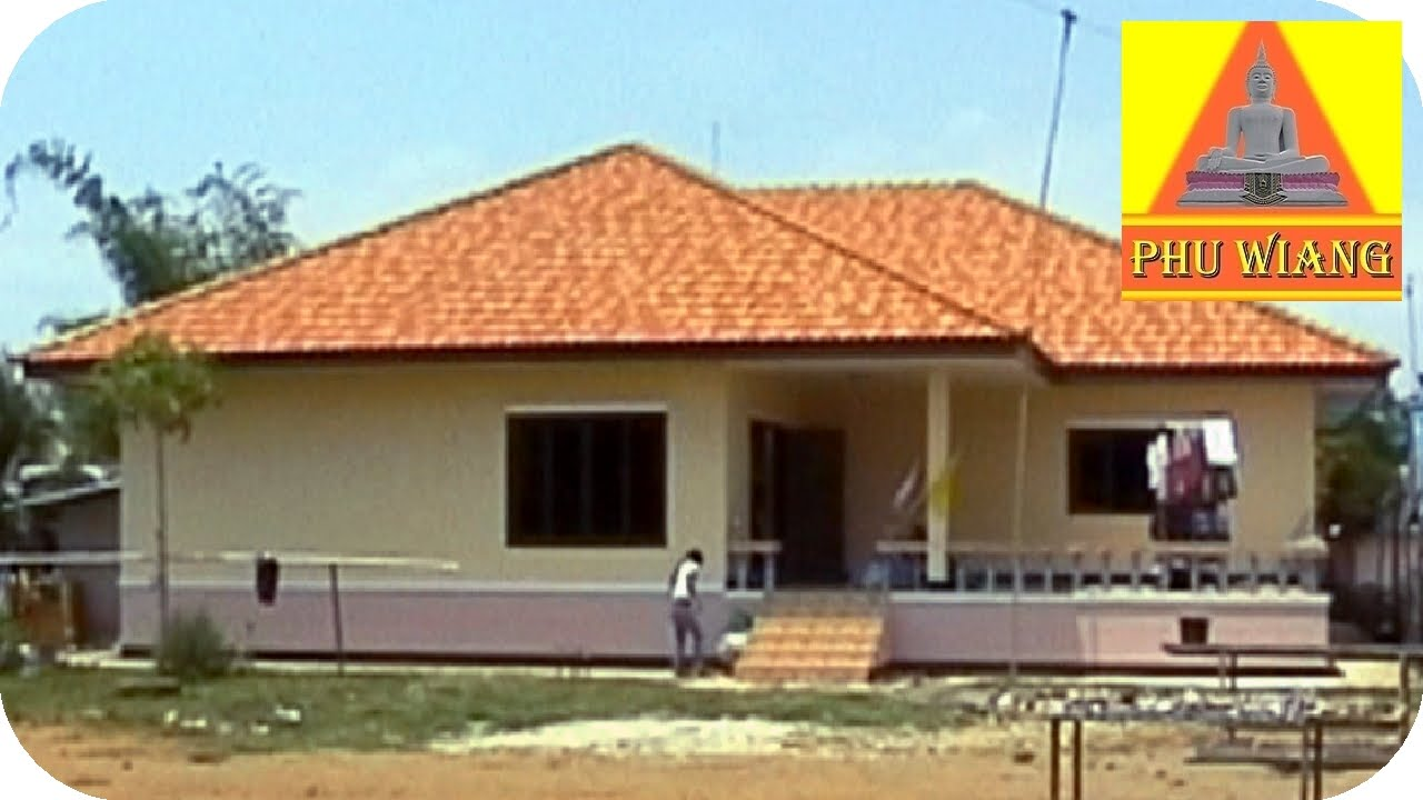 a3e837f50c51fe Unser Haus nach einem Jahr (Thailand 2009) บ้านของเราหลังจากหนึ่งปี ...