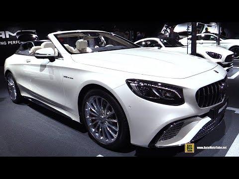 2018 Mercedes AMG S65 Cabriolet - Exterior And Interior Walkaround - 2017 Frankfurt Auto Show