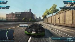 Need For Speed Most Wanted 2012: