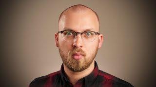 I'm bald & quit my job!