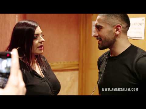 Khalid Ismail - Post-fight Interview by Samarah (UCMMA 31)