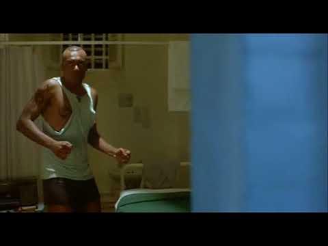 Captives (1994) - Weird Prisoner Dance Scene