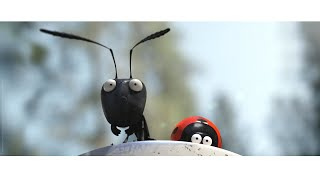 世界100ケ国以上で愛されているムシの世界を体感できるアニメーション!...