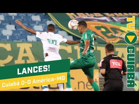 Cuiaba Esporte América Mineiro Goals And Highlights