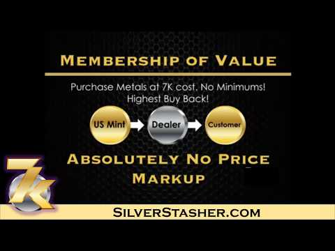 7k Metals Webinar with Josh Anderson, brought to you by Dawn Maree