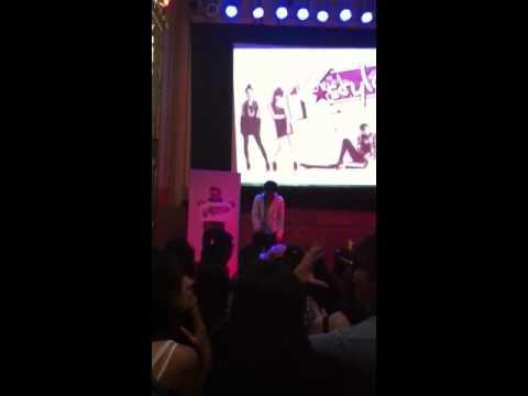 K-style Andy Lee karaoke THAT XX-G.dragon