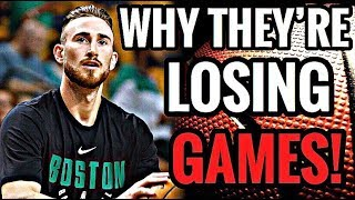 Why the Boston Celtics Are Now LOSING!