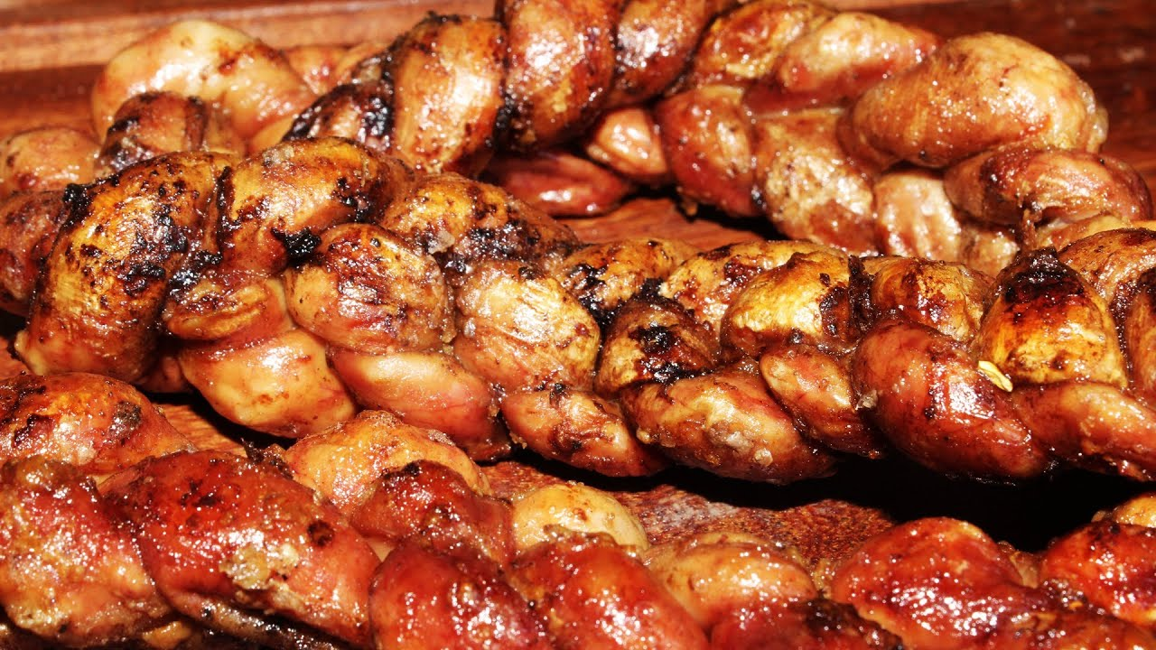 X Barbecue  Food