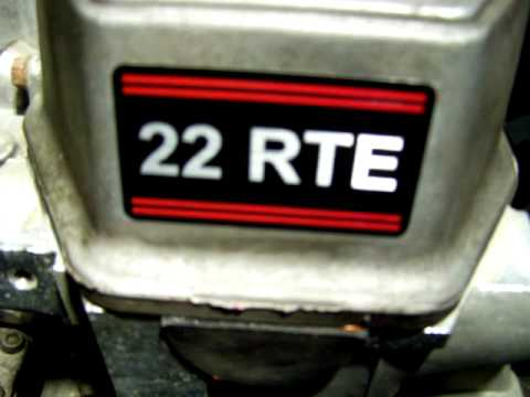 22RTE decal application