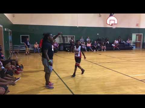 "Norcross Heat vs West Georgia Warriors ""Love and Basketball Championship ""10U AAU"