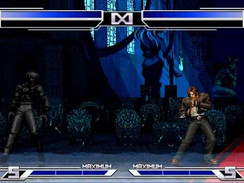 Mugen: KoF Awaken - All Ultimates