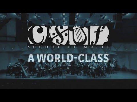 CSUF School of Music Band Program