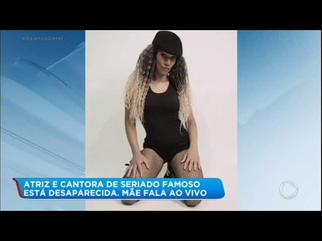 Atriz e cantora de seriado famoso desaparece em São Paulo (SP)