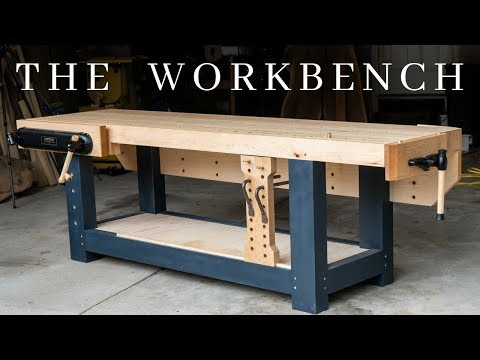 the-perfect-woodworking-workbench-//-how-to-build-the-ultimate-hybrid-workholding-bench