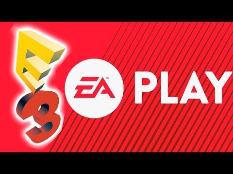 E3 2017 Live 🔴 Electronic Arts   #GEGE3