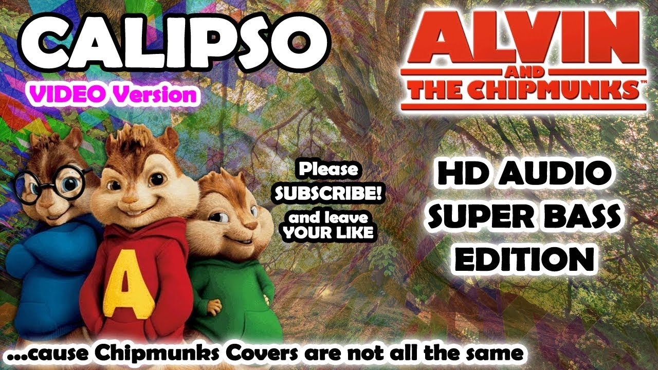 Calipso (Alvin And Chipmunks HD COVER)