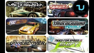 ALL Need for Speed Games for PPSSPP emulator Android! PSP in 2018/2019