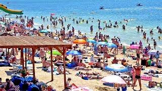 ЮЖНЫЙ Одесская область море пляж отзыв 2018