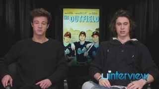 Nash Grier And Cameron Dallas On 'The Outfield,' Becoming Vine Stars