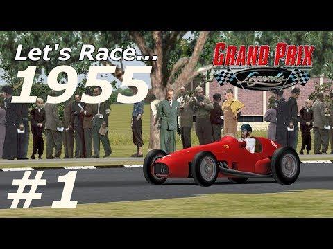 1955 F1 R01 Argentine Grand Prix - Grand Prix Legends