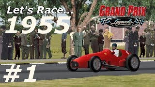 1955 F1 R01 Argentine Grand Prix - Grand Prix Legends