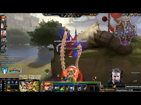 Smite: AO KUANG #1 MAGICAL JUNGLER! HUGE LIFESTEAL BUILD! | Incon from YouTube · Duration:  21 minutes 37 seconds