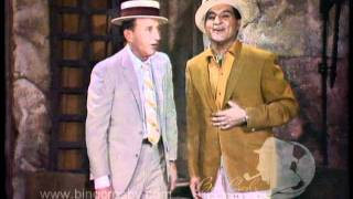 Bing Crosby and Danny Thomas - The Road to Lebanon - 1966