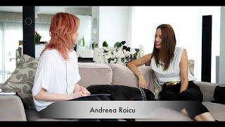 Despre stil de viata si alimentatie, cu Andreea Raicu