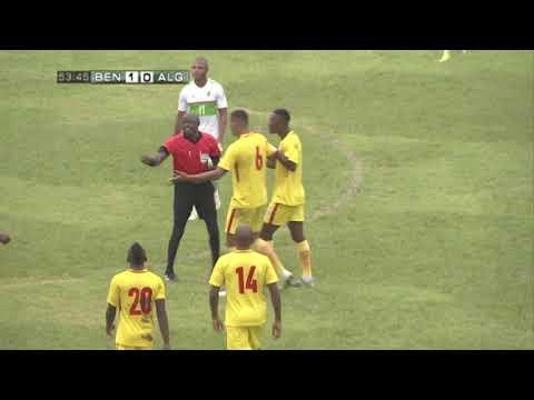 CAN 2019 : le Bénin victorieux contre l'Algérie