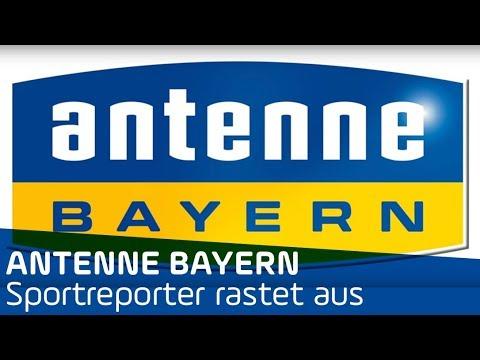 WM-Finale - ANTENNE BAYERN Sportreporter rastet komplett aus