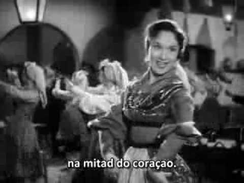 Lolita Torres: Coimbra Divina (1954) [High Quality Sound, Subtitled]