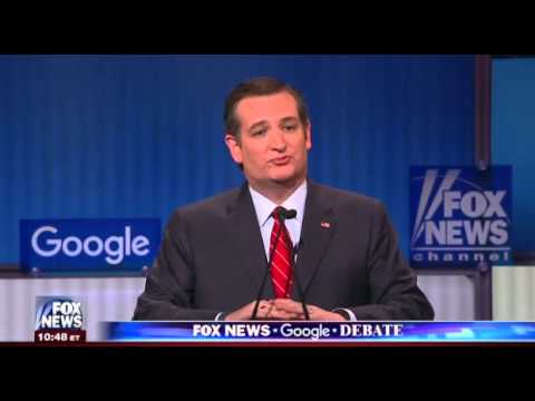 Q38 - Cruz Carson - mandatory ethanol standards, end renewable fuel standard, oil / gas subsidies