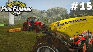 """Pure Farming 2018 #15 """"Ubogie sianokosy"""""""