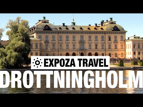 Drottningholm Slott Vacation Travel Video Guide