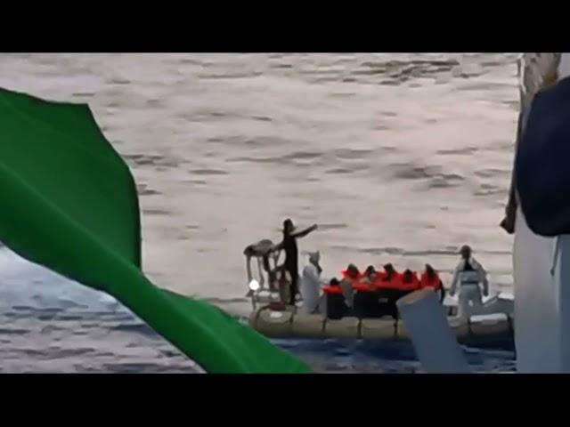 Marina Militare per Oraquadra. La Nave Comandante Foscari salva 49 persone a largo di Tripoli – 3