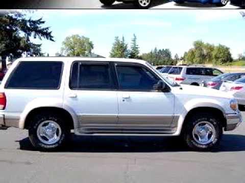 1998 Ford Explorer Eddie Bauer 97128 Capitol Honda New