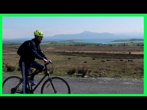 Cycling in Ireland Great Western Greenway Co. Mayo