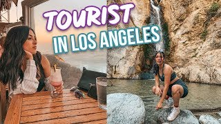 Being a Tourist in My Own City for 48 Hours | Los Angeles