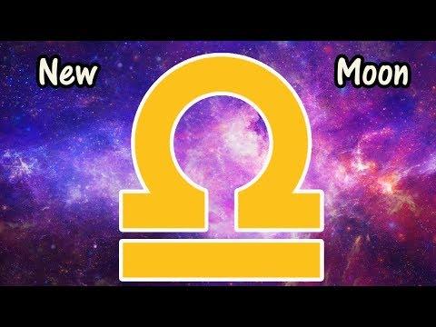 New Moon in Libra 9 October 2018 Gregory Scott Astrology