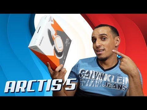 Steelseries Arctis 5 Unboxing and Review ! 2019 edition